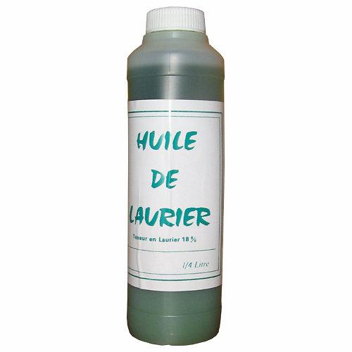 HUILE DE LAURIER 1/2 LITRE