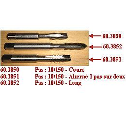 TARAUD M10/150 COURT