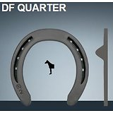 B- DF QUARTER 22X10  2/P  1   ANTERIEUR