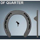 G- DF QUARTER 25X10  2/P  6   ANTERIEUR