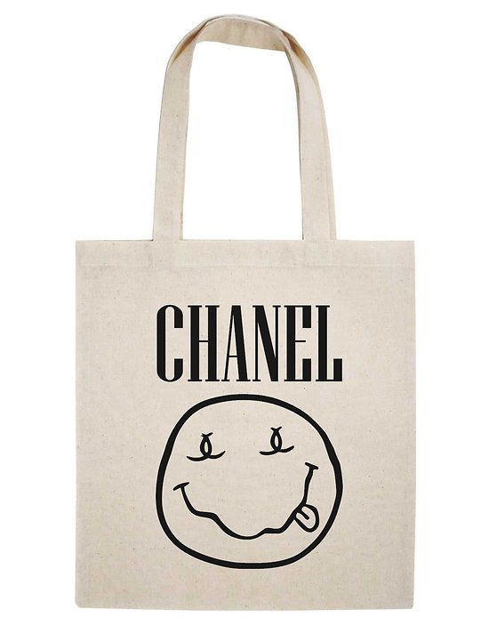 TOTE BAG NIRVANA CHANEL