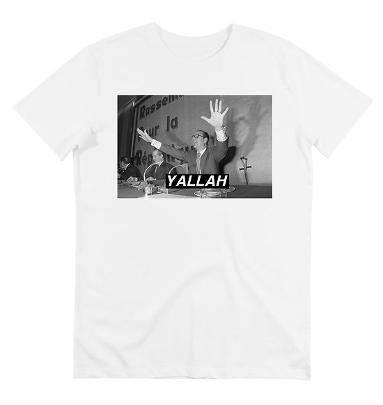 T-SHIRT YALLAH