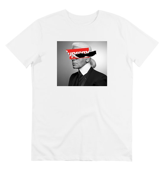 T-SHIRT KARL SUPREME