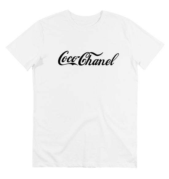 T-SHIRT COCO CHANEL