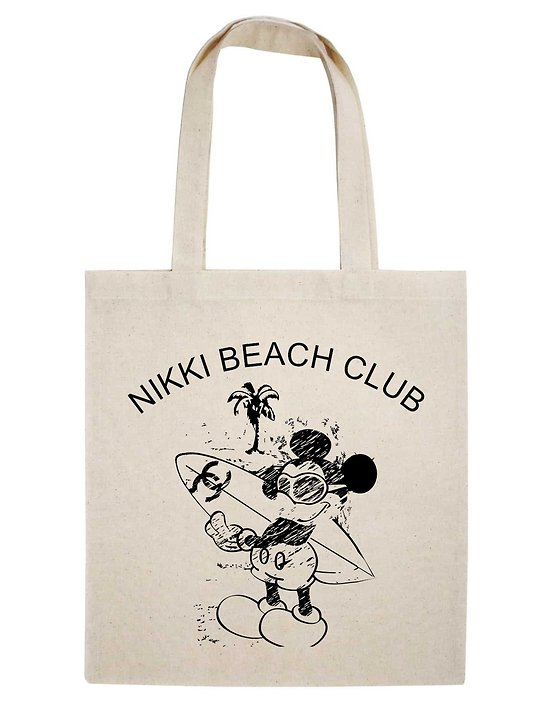 TOTE BAG NIKKI BEACH CLUB