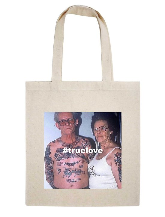TOTE BAG #TRUELOVE