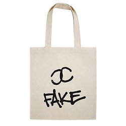 TOTE BAG FAKE
