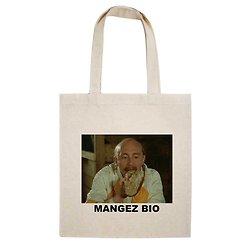 TOTE BAG MANGEZ BIO