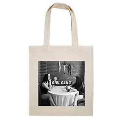 TOTE BAG GIRL GANG