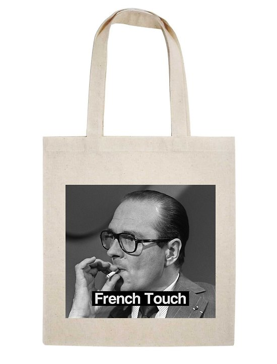 TOTE BAG FRENCH TOUCH