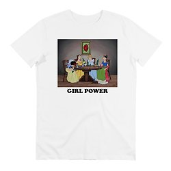 T-SHIRT GIRL POWER