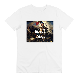 T-SHIRT REBEL GIRL