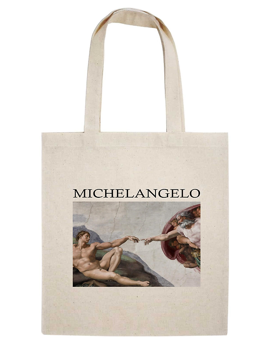 TOTE BAG MICHELANGELO