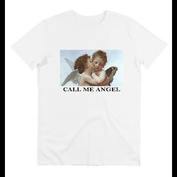 T-SHIRT CALL ME ANGEL