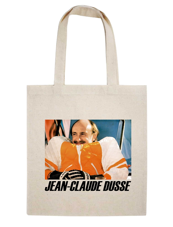 TOTE BAG JEAN-CLAUDE DUSSE