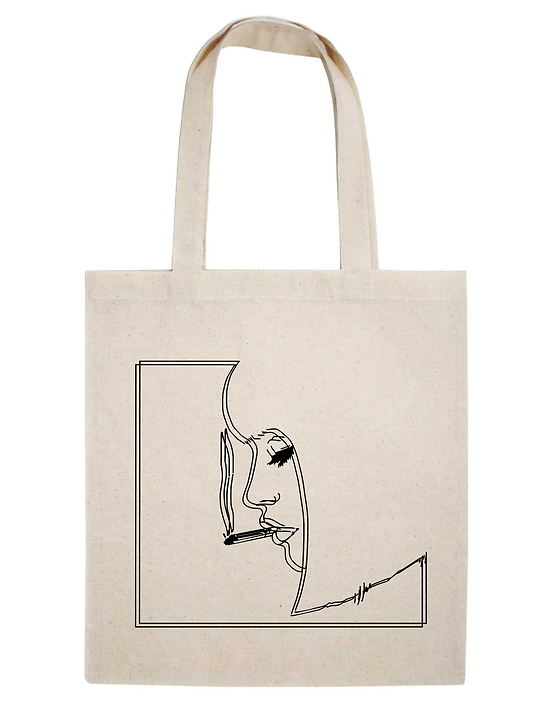 TOTE BAG VIEW 3D