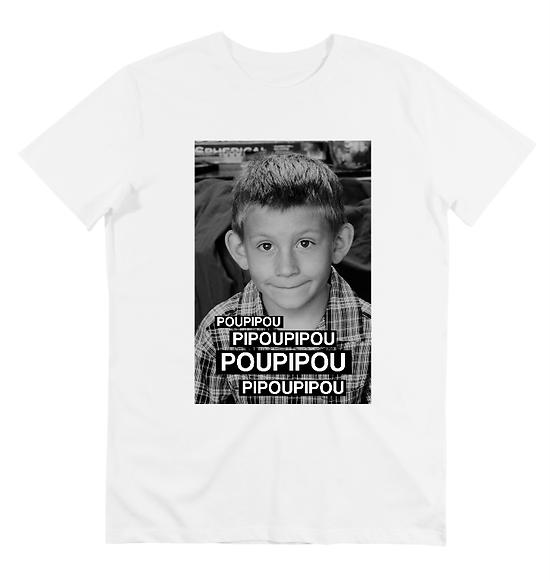 T-SHIRT POUPIPOU