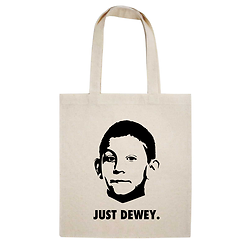 TOTE BAG JUST DEWEY 2