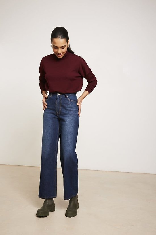 Jeans large Sully