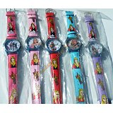 LOT 5 MONTRES HANNA MONTANA FILLE FEMME COOL STYLE Multicolore