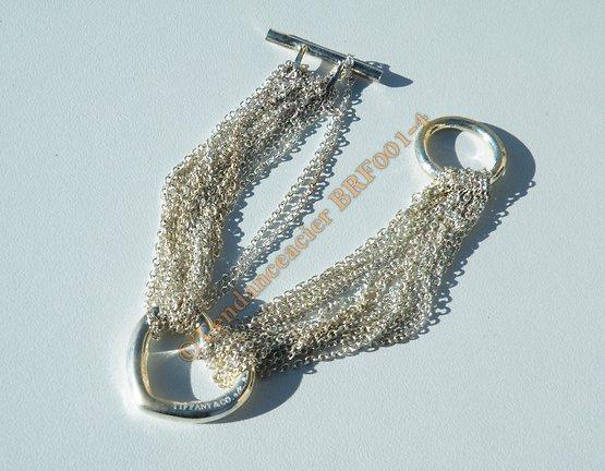 Bracelet Plaqué Argent 925