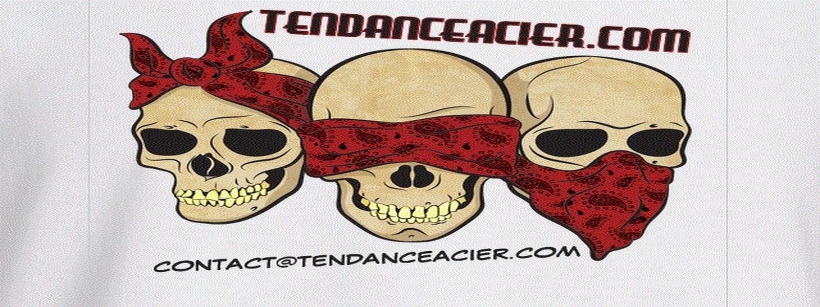 Tendanceacier.com bijoux Mortel eternel Haute qualité et petit prix