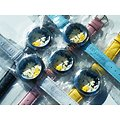 LOT 4 MONTRES BETTY BOOP CADRAN ROND GLAMOUR FEMME FILLE PIN UP MULTICOLORE