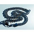Chaine Collier 60 cm Acier Inoxydable Maille Gourmette 11 mm Masculin