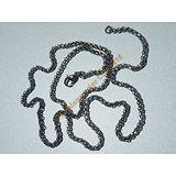 Chaine Collier 62 cm Style Maille Forçat Vénitienne Argenté Pur Acier Inoxydable Chirurgical 2,5 mm