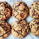 Entremets et cookies vegan