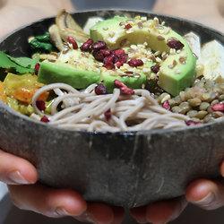 Nouveau : Buddah bowl et energy ball : 100% végétal et énergétique