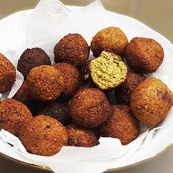 Recettes libanaises : 100% vegan (sans gluten, sans lactose)