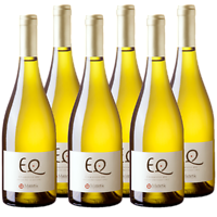Matetic EQ Chardonnay - 6 x 75 cl