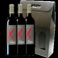 Château Famaey Cuvée X 2016 - 3 flessen in geschenk