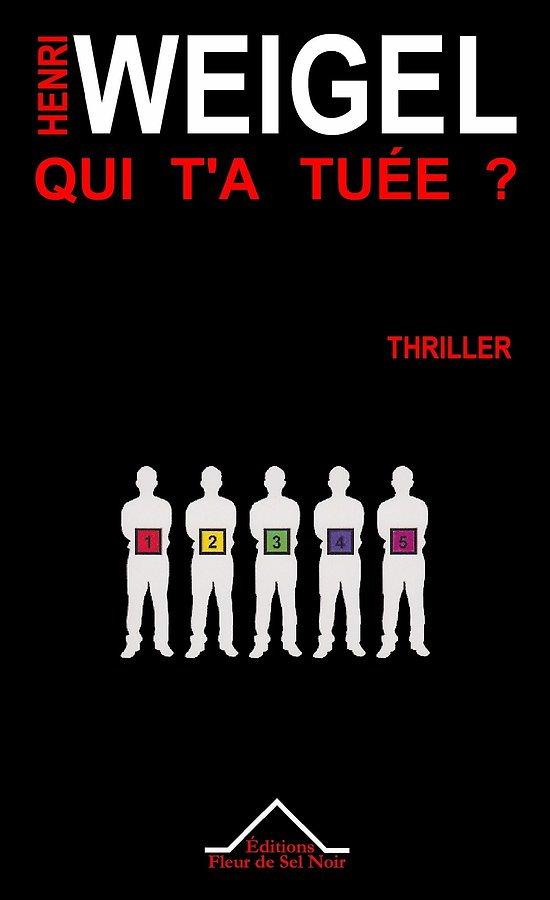 Qui t'a Tuée ? - Thriller Noir
