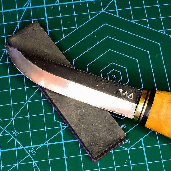 Affûtage Gratuit pour les couteaux Scandiknives