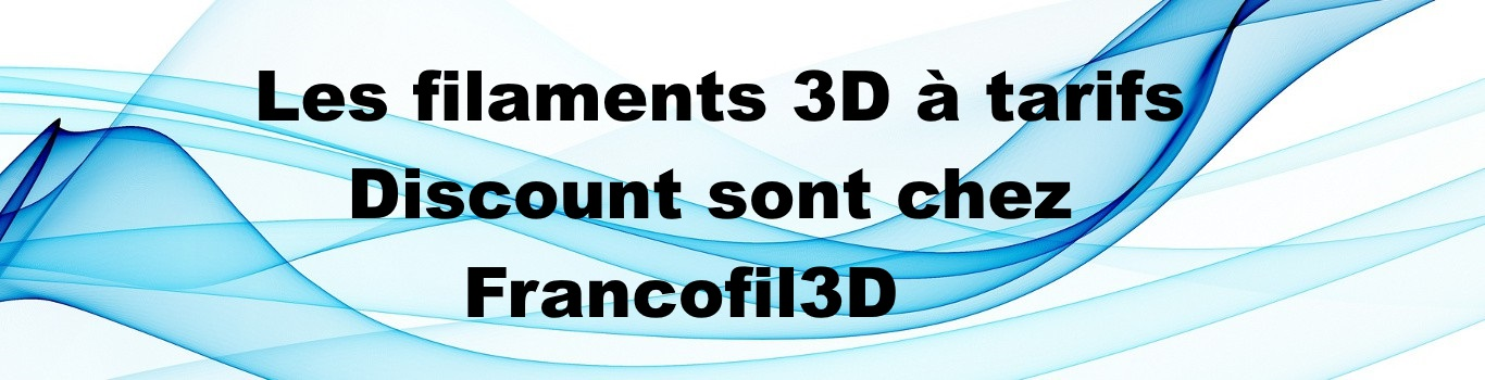 bobine fil 3D pla discount