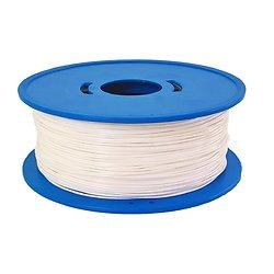 Bobine fil 3D PLA blanc 1,75mm 1kg