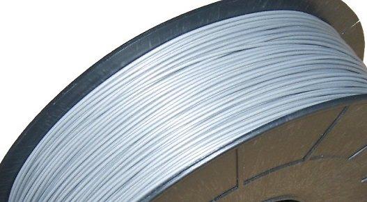 Franco'Fil 3D Aluminium Gris 1kg