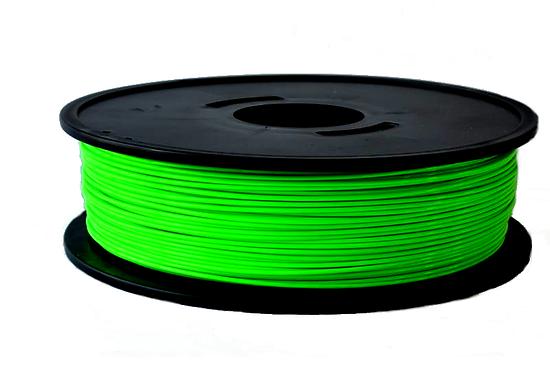 PLA Vert fluo 3D filament Arianeplast fabriqué en France