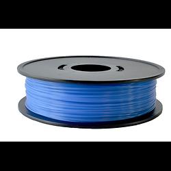 PLA Bleu translucide 3D filament Arianeplast 1.75mm  fabriqué en France