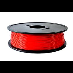 PLA Rouge 3D filament Arianeplast RAL 3020 1.75mm  fabriqué en France