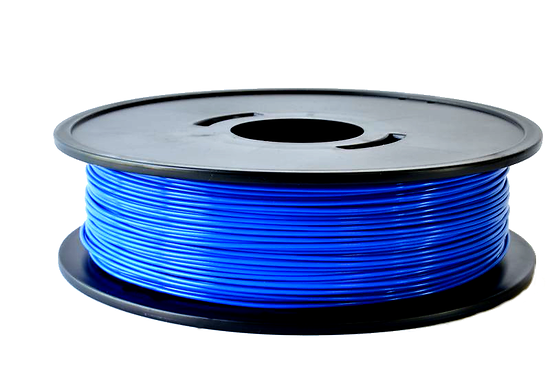 PLA Bleu France 3D filament Arianeplast 1.75mm fabriqué en France