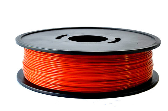 PLA Ocre orange 1.75mm Arianeplast 3D filament fabriqué en France
