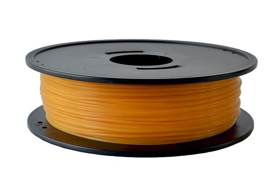 PLA Ocre jaune 3D filament Arianeplast 1.75mm  fabriqué en France