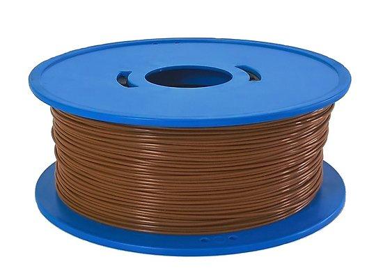 Bobine fil 3D PLA Caramel 1,75mm 1kg