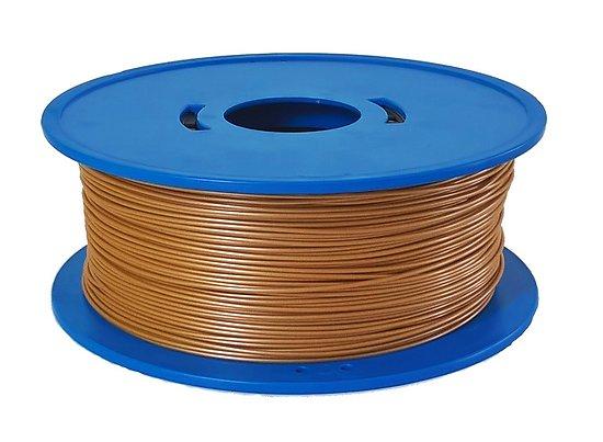 Bobine fil 3D PLA Beige nacré 1,75mm 1kg