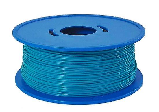 Bobine fil 3D PLA Bleu 1,75mm 1kg