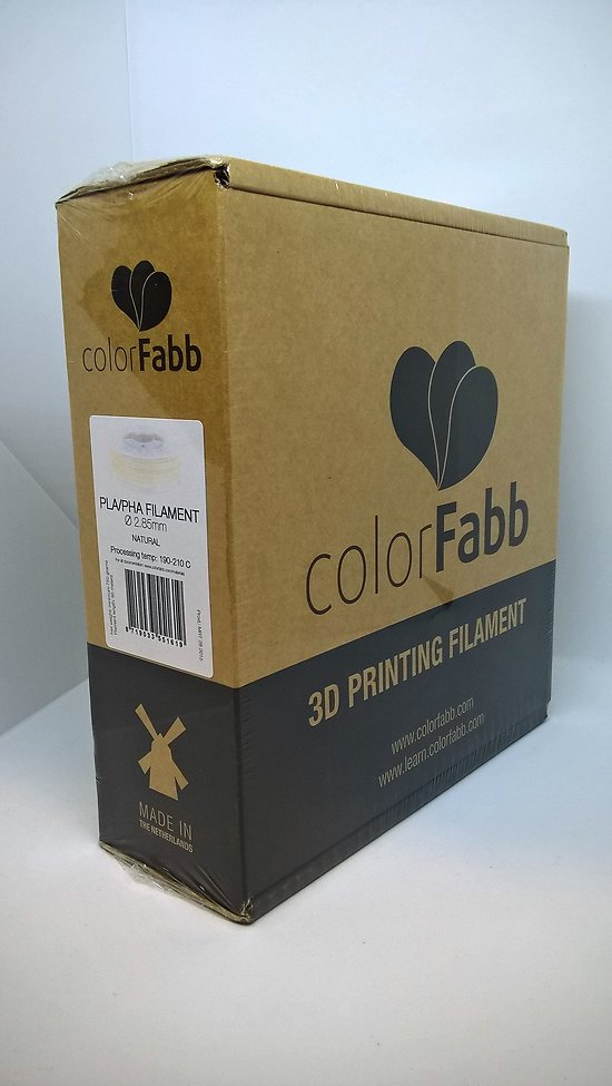 PLA/PHA Naturel 2.85mm ColorFabb