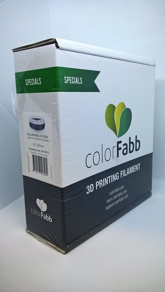 Carbone 2.85mm ColorFabb